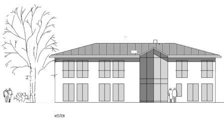neubau einer villa am hang in rinnenthal bei friedberg aplus architekturb ro trautwein m nchen. Black Bedroom Furniture Sets. Home Design Ideas