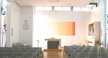 NAK  Grafing Kirchenraum