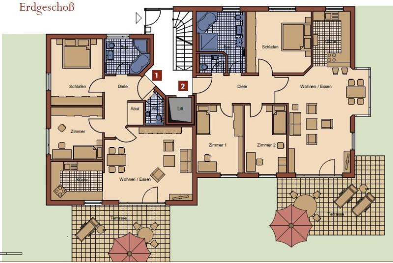 Mehrfamilienhaus in Untermenzing | Aplus Architekturbüro Trautwein ...