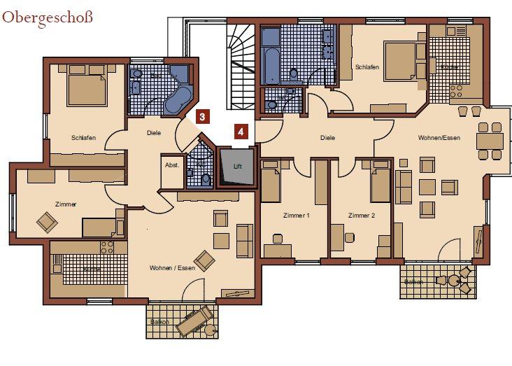 mehrfamilienhaus in untermenzing aplus architekturb ro trautwein m nchen. Black Bedroom Furniture Sets. Home Design Ideas