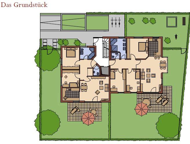 Mehrfamilienhaus in untermenzing aplus architekturb ro for Mehrfamilienhaus grundriss beispiele