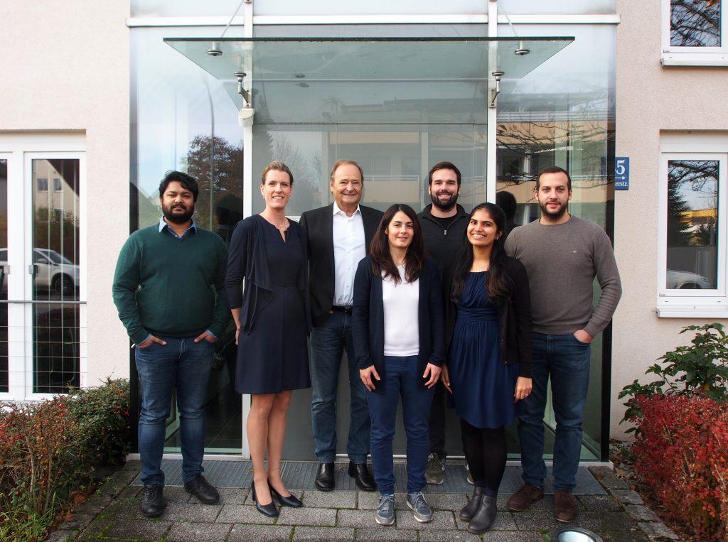 Foto des Aplus Architektur Teams
